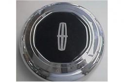Radkappe chrom-schwarz