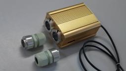 LED Doppel-Lichtquelle für Farbwechselneon